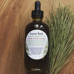 Forest Bath - Prana Healing Body Oil
