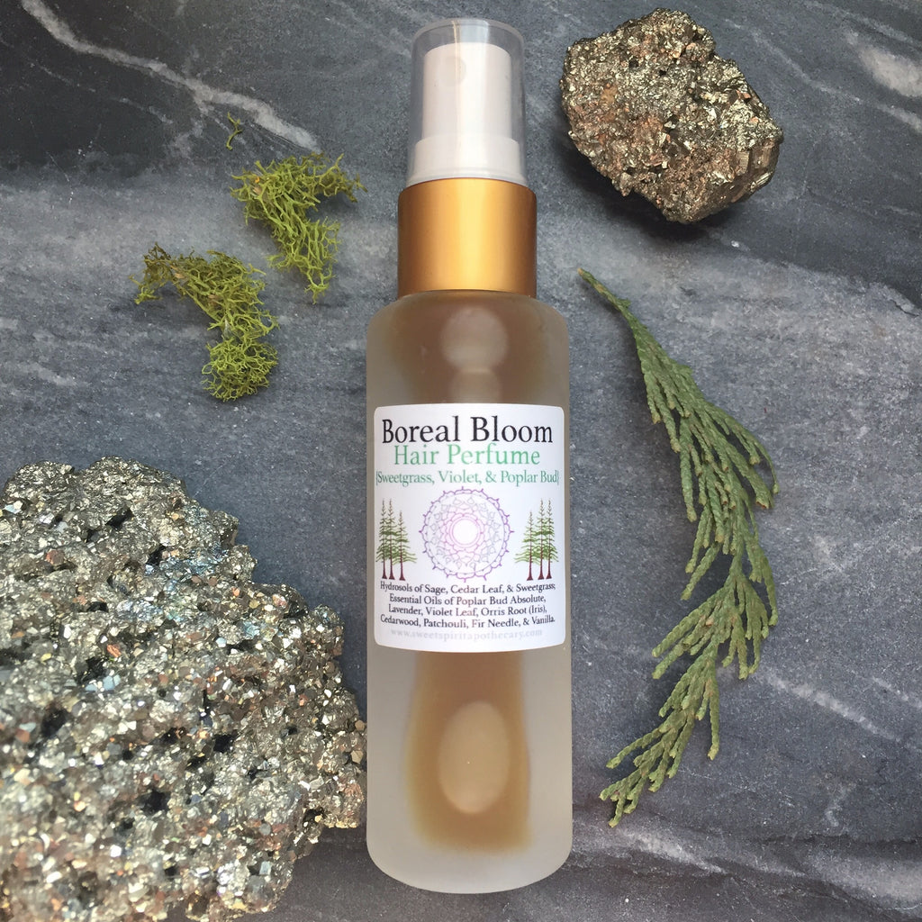 Boreal Bloom Hair Perfume