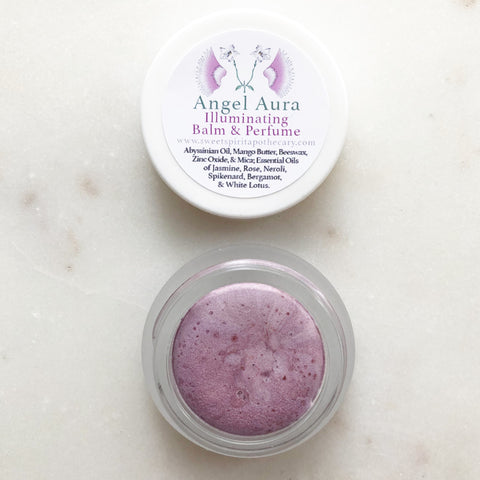 Angel Aura~Illuminating Balm and Elevating Perfume