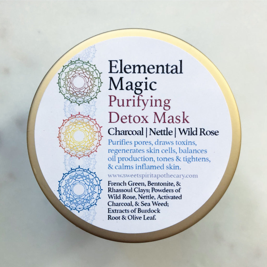 Elemental Magic-Purifying Detox Mask
