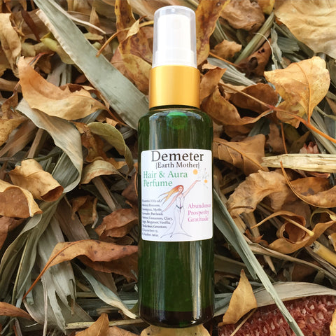 Demeter- Earth Mother Hair Perfume/Ritual Mist