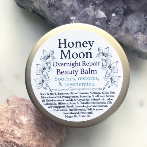Honey Moon -Overnight Repair- Beauty Balm