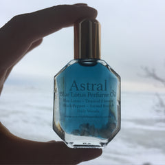 Astral - Blue Lotus Perfume Oil