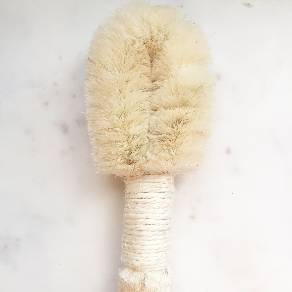 Sisal Dry Brush