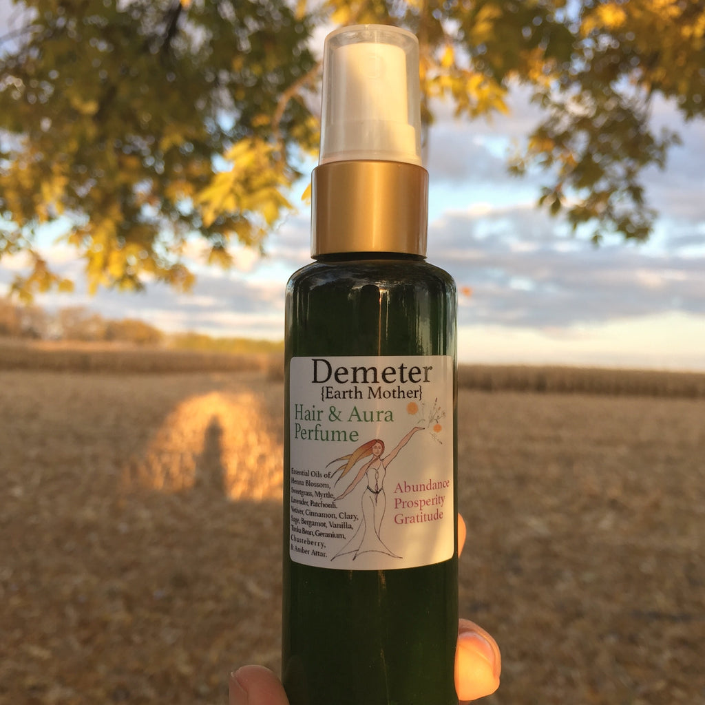 Demeter earth mother hair perfumeritual mist sweet spirit apothecary demeter earth mother hair perfumeritual mist buycottarizona Image collections