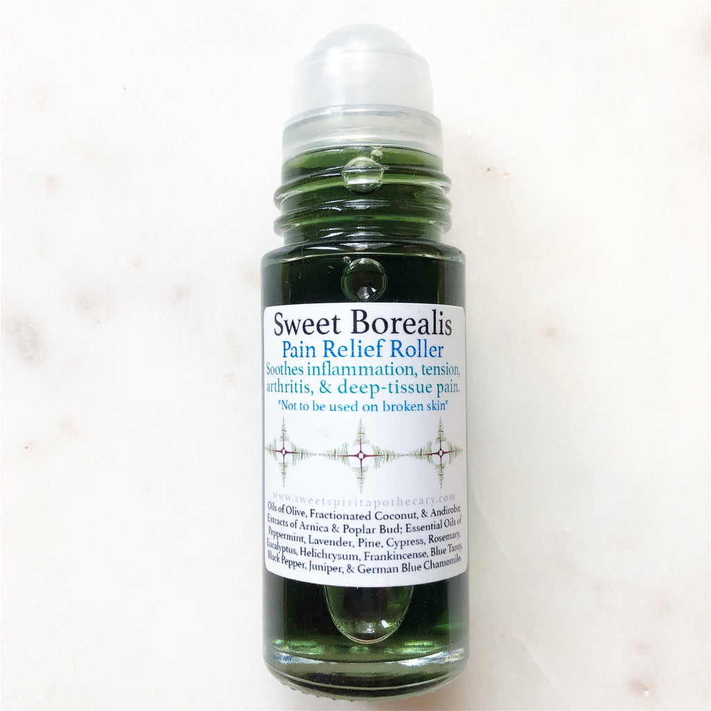 Sweet Borealis-Pain Relief Roller