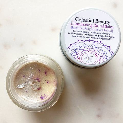 Celestial Beauty Illuminating Ritual Perfume Balm