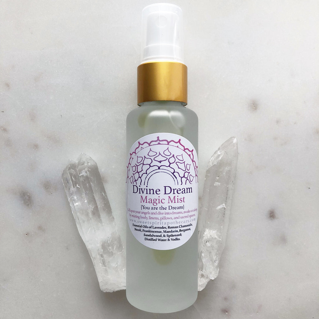 Divine Dream~Magic Mist~'You are the dream' Pillow Mist/Ritual Perfume