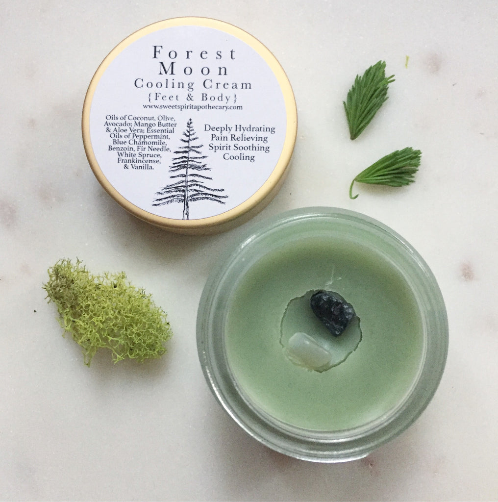 Forest Moon Cooling Cream
