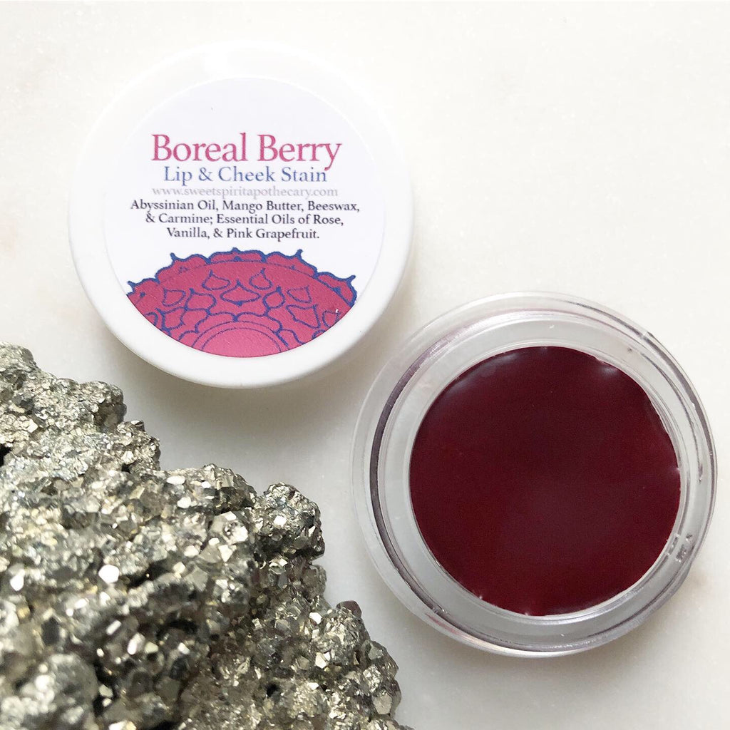 Boreal Berry~ Moisturizing Lip and Cheek Stain