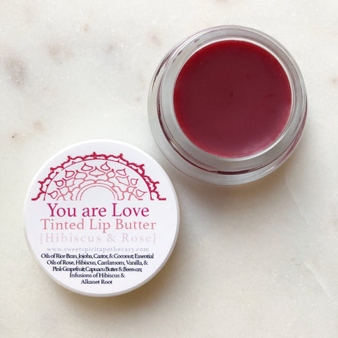 You Are Love-Tinted Lip Butter