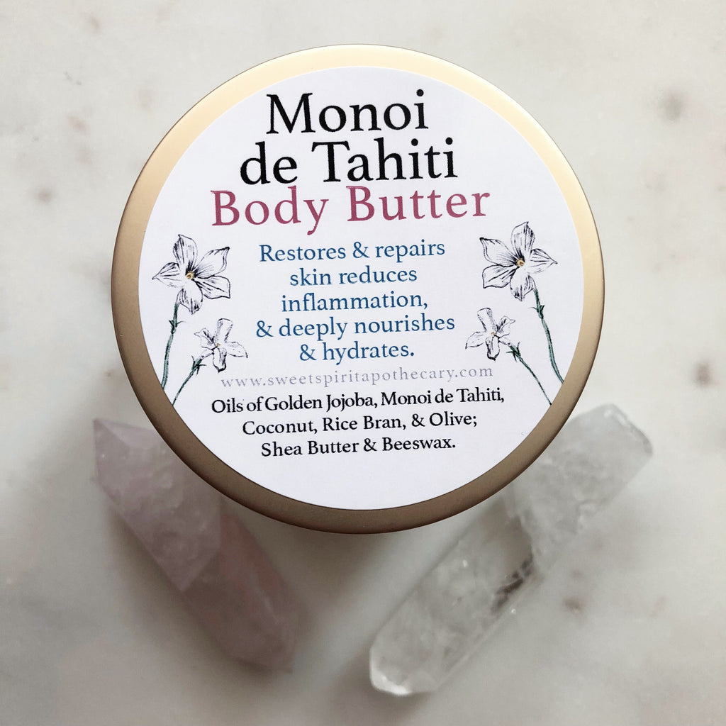 Monoi de Tahiti Body Butter