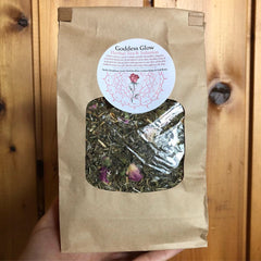 Goddess Glow Herbal Tea and Infusion