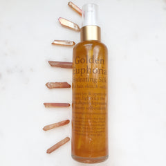 Golden Euphoria Hydrating Silk (for skin, hair, nails)