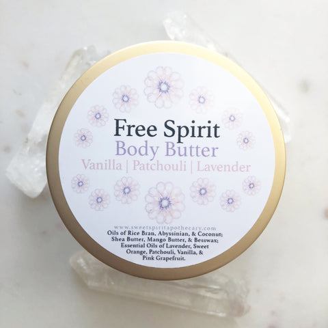 Free Spirit~Body Butter