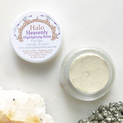 Halo~Heavenly highlighting balm