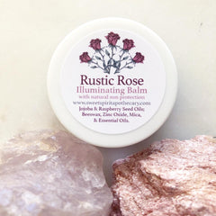 Rustic Rose~Illuminating Balm~ for lips and cheeks