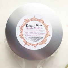 Dream Bliss~Bath Melts/Solid lotion