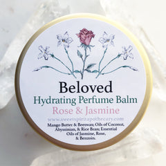 Beloved Hydrating Perfume Balm