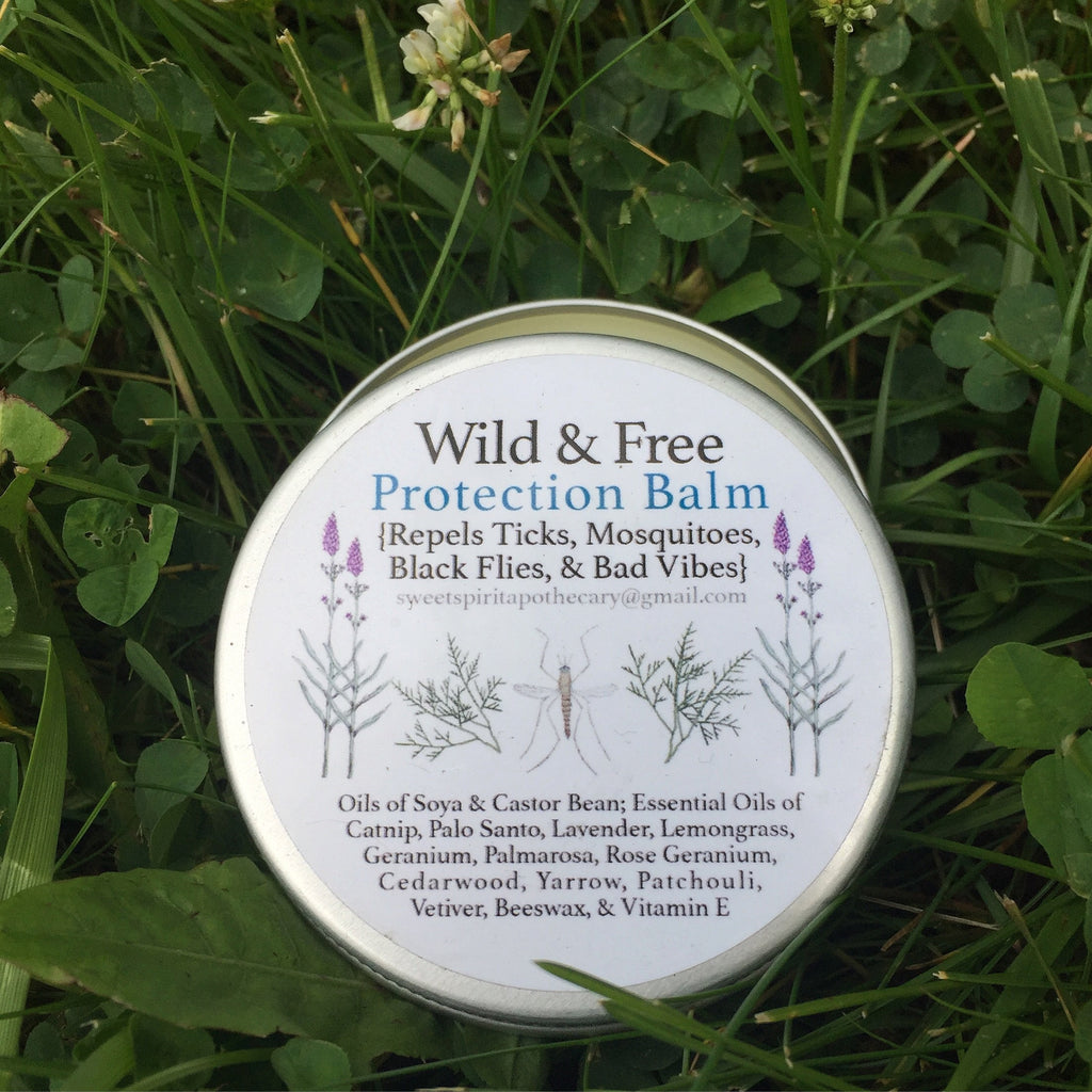 Wild and Free - Insect Repelling Body Balm