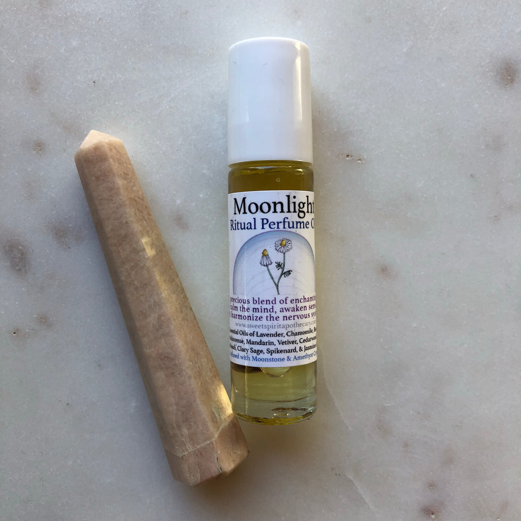 Moonlight Ritual Perfume Oil