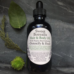 Sweet Borealis - Detoxifying Body Oil