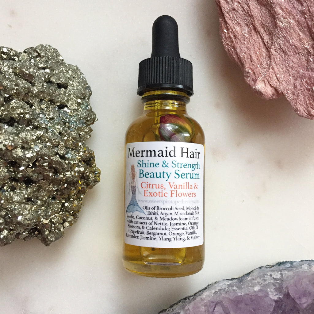Mermaid Hair-Shine and Strength Beauty Serum