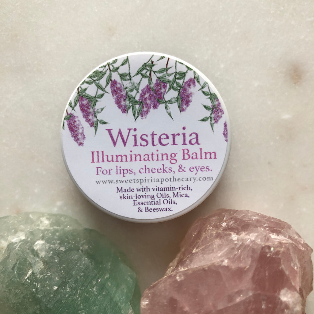 Wisteria~ Illuminating Balm