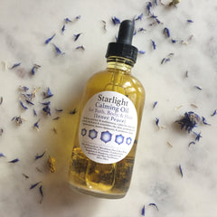 Starlight - Calming Bath and Body Oil