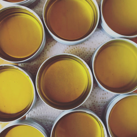 Sunshine Healing Salve