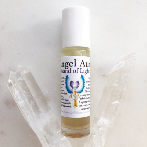 Angel Aura~Wand of Light~Ritual Roller