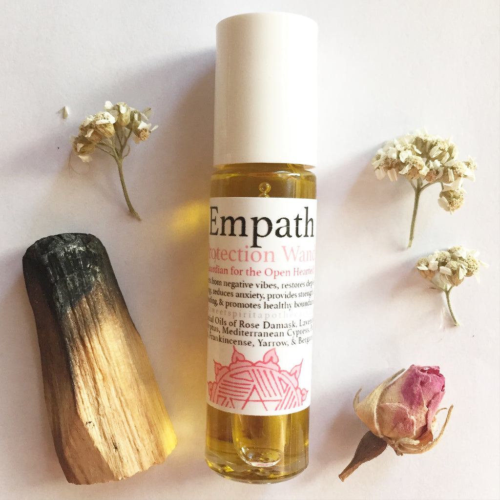 Empath Protection Wand (pulse point oil)
