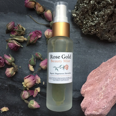 Rose Gold Beauty Mist