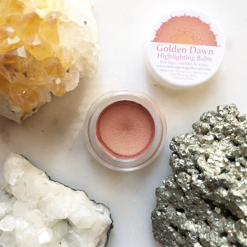 Golden Dawn~Highlighting Balm