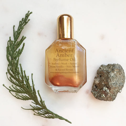 Ancient Amber - Perfume Oil