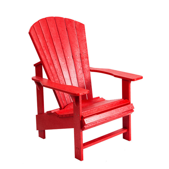 UPRIGHT ADIRONDACK CHAIR  C03