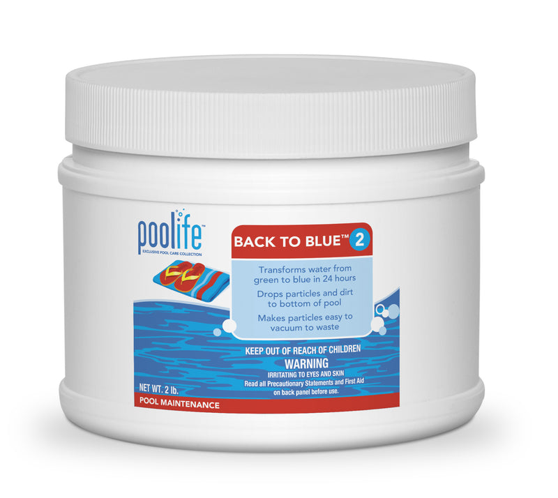 Poolife Back to Blue Shock Treatment
