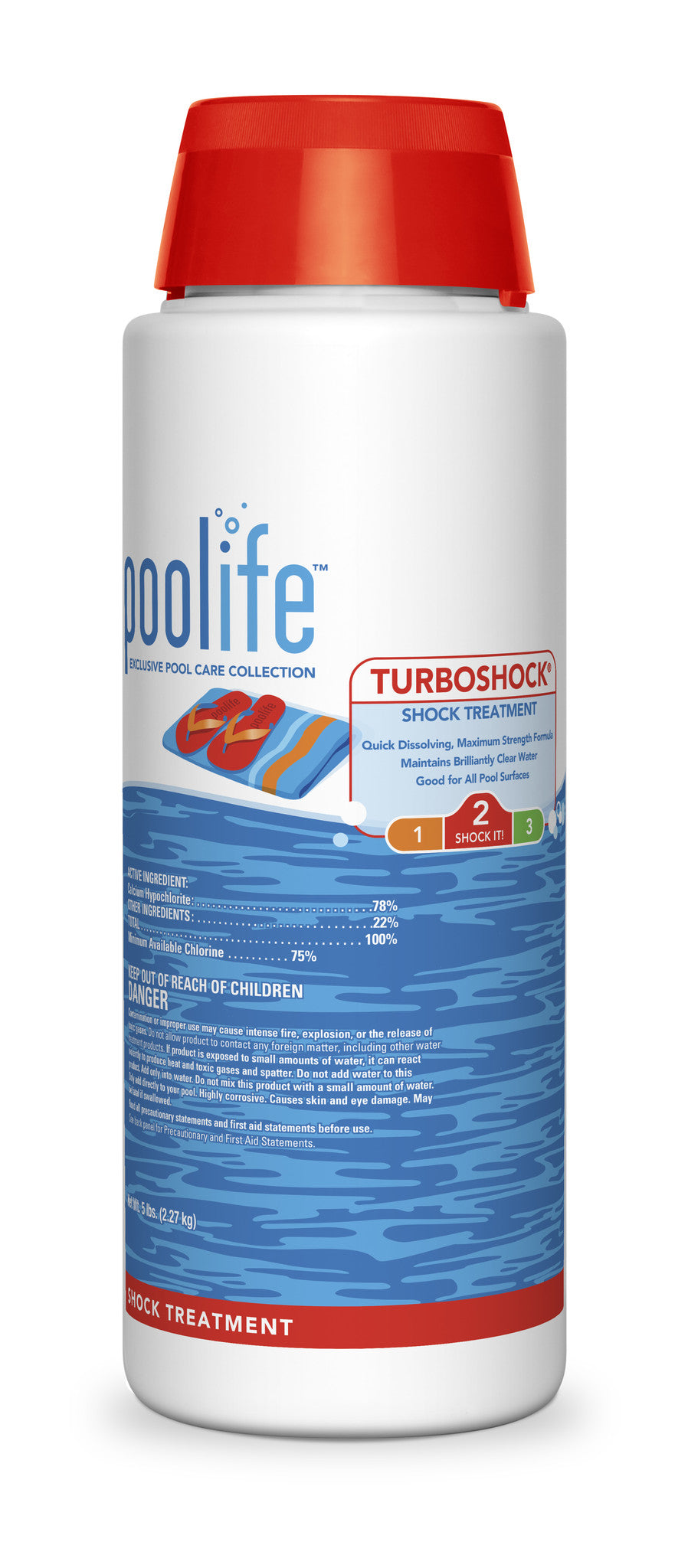Swimming Pool Chemicals Product : Poolife turbo swimming pool shock yourpoolstore