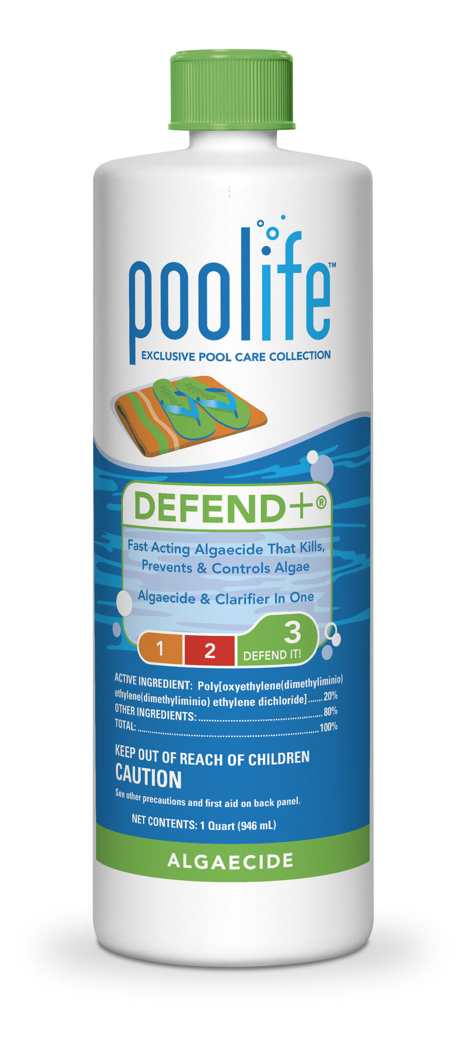 Poolife Defend+ Algaecide