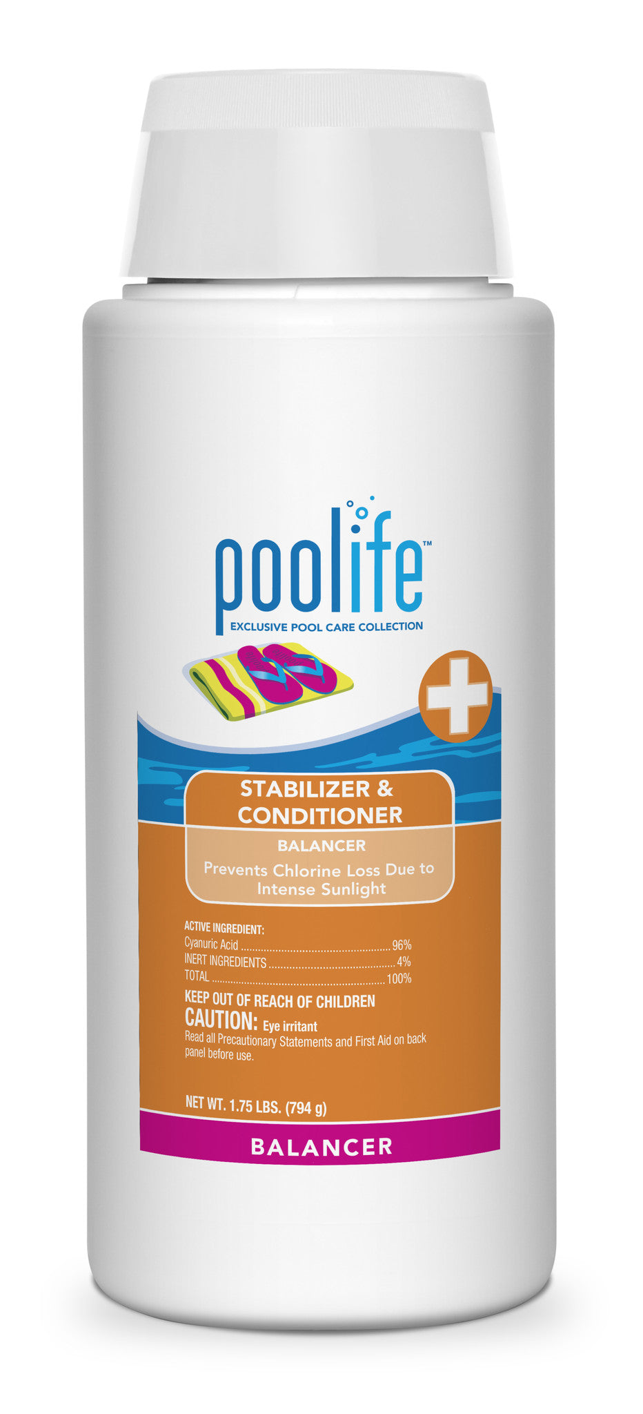 Poolife Stabilizer and Conditioner