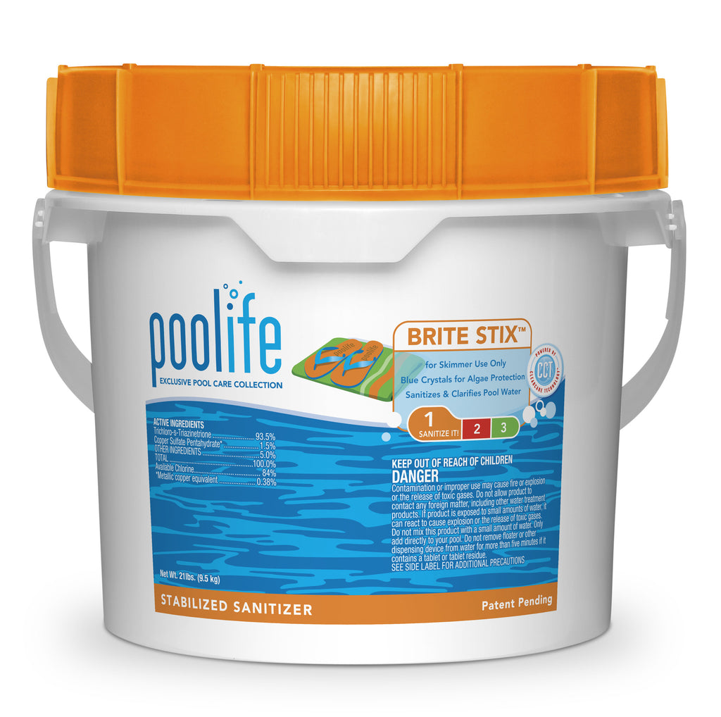 Poolife Brite Stix Sanitizer