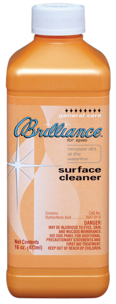 Brilliance for Spas Surface Cleaner
