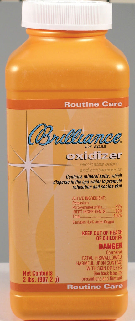 Brilliance for Spas: Oxidizer, 2 lbs.