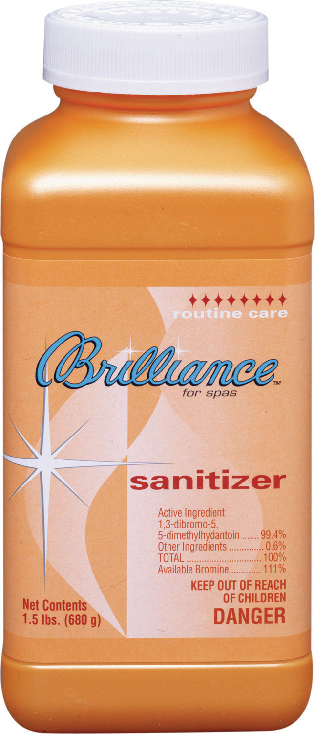 Brilliance Sanitizer (1.5 lbs)