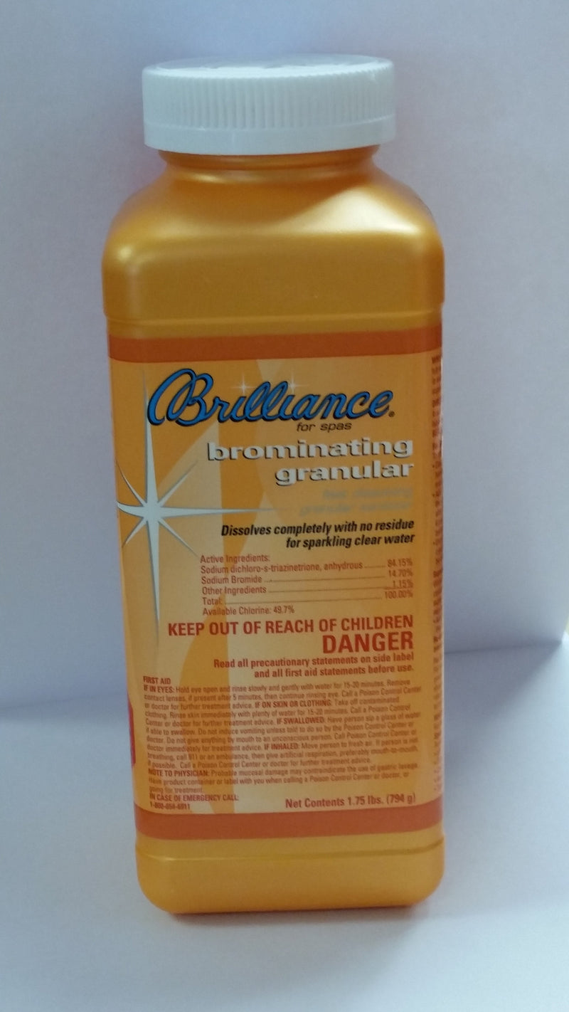 Brilliance Spa Brominating Granular 1.75lb