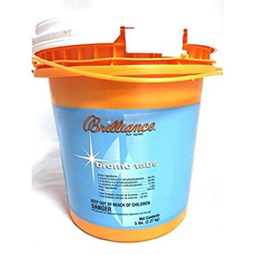 Brilliance Bromine Tablets 5lbs