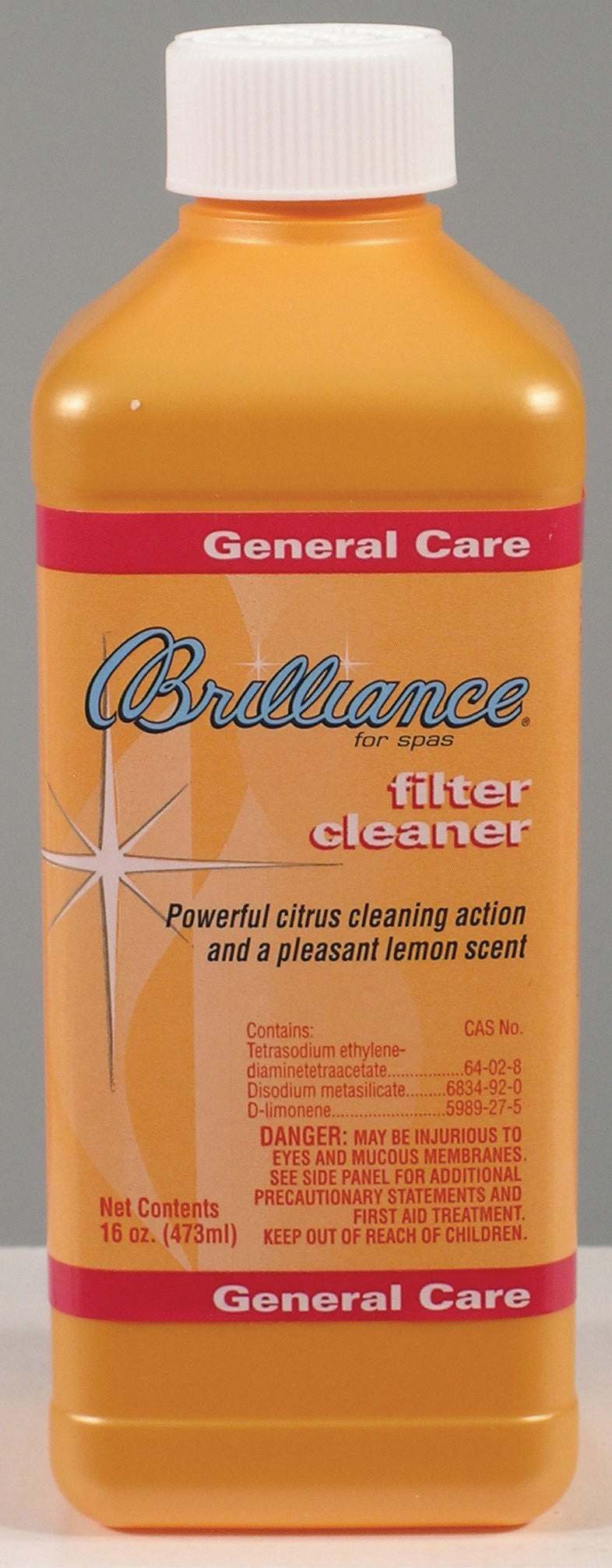 Brilliance Filter Cleaner