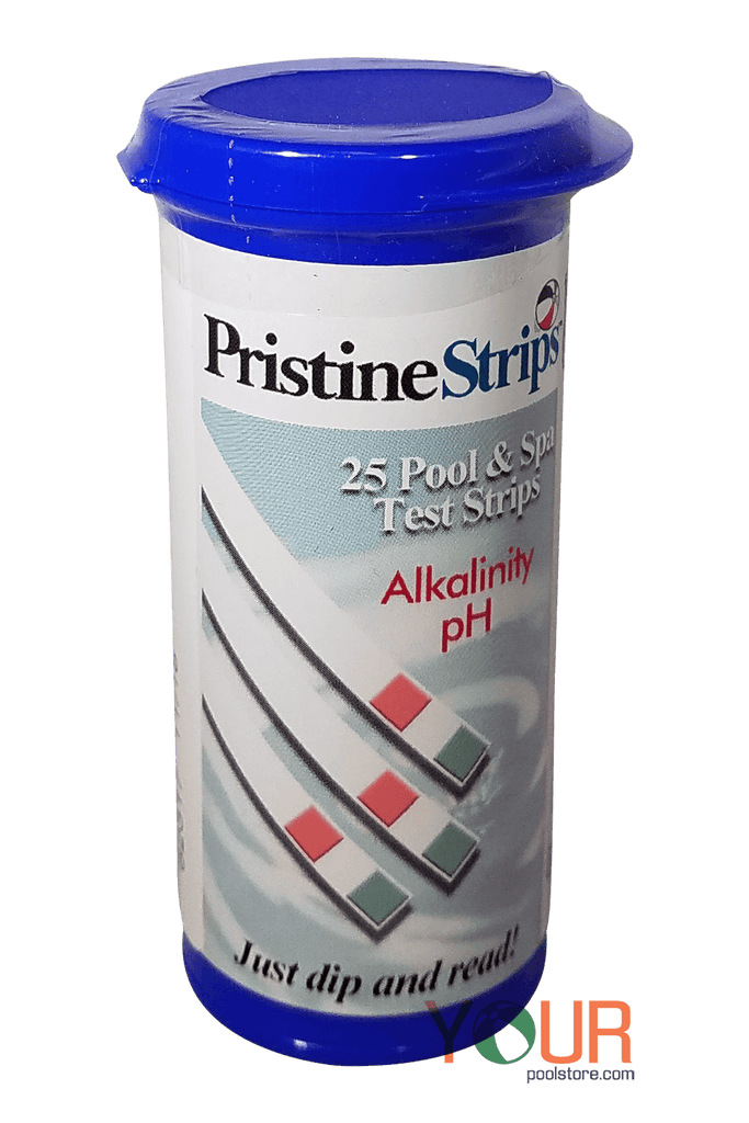 Pristine Test Strips