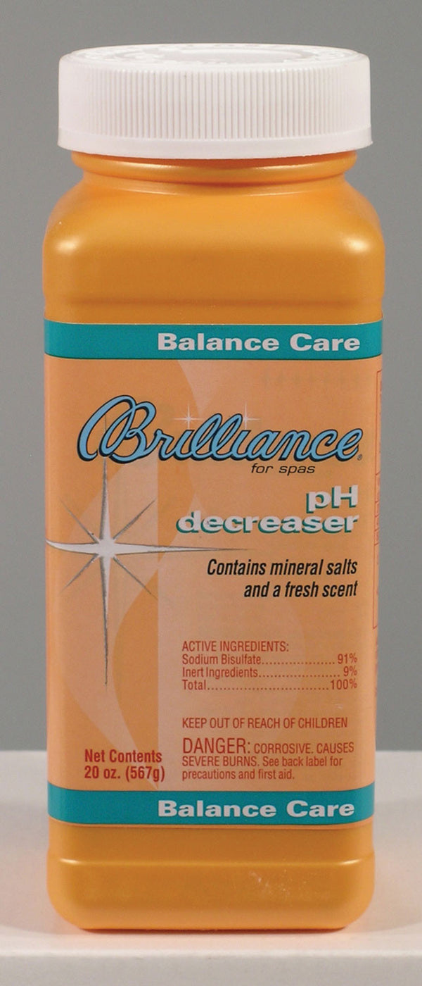 Brilliance pH Decreaser (20 oz)
