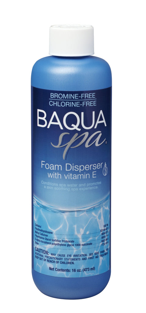 Baqua Spa Foam Disperser w/ Vitamin E
